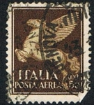 Stamps Italy -  POSTA AEREA