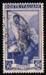 Stamps Italy -  Herrero, Valle de Aosta