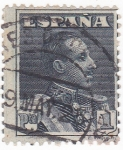 Stamps Spain -  ALFONSO XIII   (V)