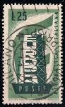 Stamps Italy -  Reconstrucción de Europa.
