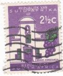 Stamps : Africa : South_Africa :  IGLESIA DE CONSTANTIA