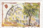 Stamps Gibraltar -  EDIFICIO