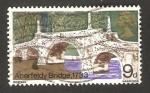 Sellos de Europa - Reino Unido -  507 - Puente Aberfeldy en Pertshire