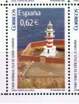 Sellos de Europa - España -  Edifil  4483 D  Faros 2009.