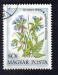 Sellos de Europa - Hungría -  Flores