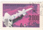Sellos de Asia - Vietnam -  EE.UU, Aviones derribados