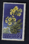 Sellos de Europa - San Marino -  Agricultura