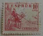 Stamps : Europe : Spain :  EL CID