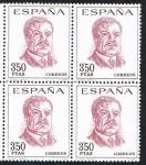 Stamps Spain -  RUBEN DARIO