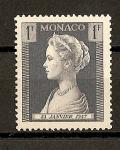 Sellos de Europa - Mónaco -  Grace Kelly.
