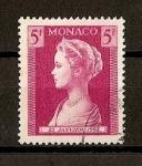 Stamps Monaco -  Grace Kelly./ Palido.