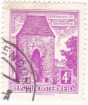 Stamps : Europe : Austria :  Wienertor