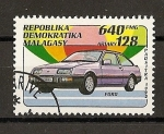 Stamps Madagascar -  Ford.