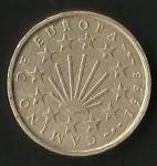 monedas de Europa - España -  CAMINO DE SANTIAGO - PESETAS. (POSTERIOR)