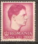 Stamps Romania -  KING   MICHAEL