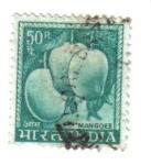 Sellos de Asia - India -  Mangos