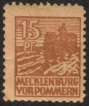 Stamps : Europe : Germany :  luxus