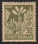 Stamps : Europe : Germany :  ocupacion