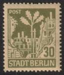 Stamps Germany -  ocupacion