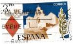 Stamps Europe - Spain -  Santuario Virgen de la Cabeza