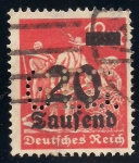 Stamps Germany -  AGRICULTORES.