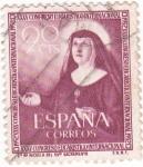 Stamps Spain -  XXXV Congreso Eucarístico Internacional en Barcelona    (W)