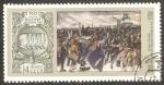 Sellos de Europa - Rusia -  4200 - Cuadro de D.N. Kondovsky, 150 anivº de la insurección de los Decabristes