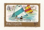 Stamps Antigua and Barbuda -  Deportes nauticos, vela