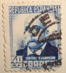 Stamps : Europe : Spain :  emilio castelar