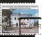 Stamps Tanzania -  casa