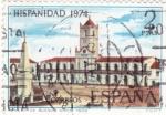 Stamps Spain -  Cabildo de Buenos Aires-HISPANIDAD -1974  (W)