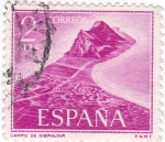 Stamps : Europe : Spain :  Campo de Gibraltar    (W)