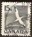 Sellos del Mundo : America : Canadá : El alcatraz del Norte.