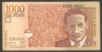 monedas de America - Colombia -  Jorge Eliécer Gaitán