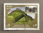 Sellos del Mundo : Asia : Nepal : Kalinchok