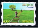 Stamps Spain -  Edifil  4654  Vías verdes.