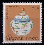Sellos del Mundo : Europa : Hungría :  2258-Porcelanas