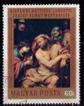 Sellos de Europa - Hungría -  2100-Museo de Bellas Artes de Budapest