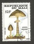 Sellos de Africa - Mali -  518 - Champinón