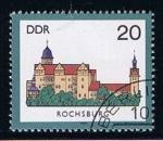 Sellos del Mundo : Europa : Alemania : 2600 - Castillo de Rochsburg