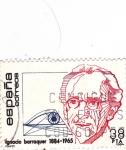 Sellos de Europa - España -  IGNACIO BARRAQUER 1884-1965   (W)