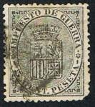 Stamps Spain -  IMPUESTO DE GUERRA