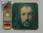 Sellos de Asia - Emiratos Árabes Unidos -  Sharjah & Dependencies; Olimpiadas Sapporo, Ganadores 1972, Dürer