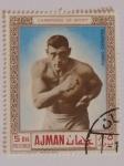 Sellos del Mundo : Asia : Emiratos_Árabes_Unidos : Carnera. Ajman state and its dependencies. 1969