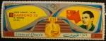 Sellos del Mundo : Asia : Emiratos_Árabes_Unidos : Umm-al-Qiwain. Olimpiadas Sapporo 1972. Cross country 30 km. W. Wedenin
