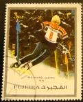 Sellos del Mundo : Asia : Emiratos_Árabes_Unidos : Fujeira. Pro-winter Olumpic 1976