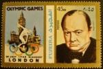 Sellos del Mundo : Asia : Emiratos_Árabes_Unidos : Fujeira. Olimpiadas 1948 Londres