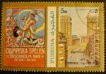 Sellos del Mundo : Asia : Emiratos_Árabes_Unidos : Fujeira. Olimpiadas 1912 Estocolmo