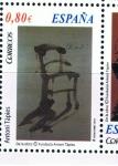 Sellos de Europa - España -  Edifil  4664 C  Arte contemporáneo. Antoni Tápies.