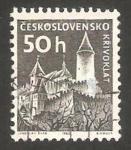 Sellos de Europa - Checoslovaquia -  1072 A - Vista de Krivoklat